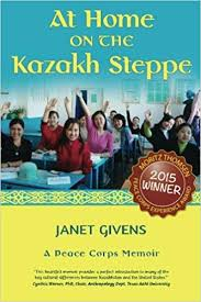 Home on Kazakh Steppe Janet Givens